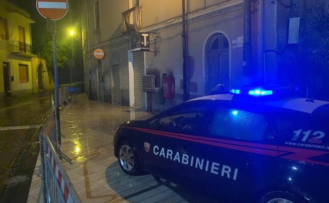 i militari (foto carabinieri)