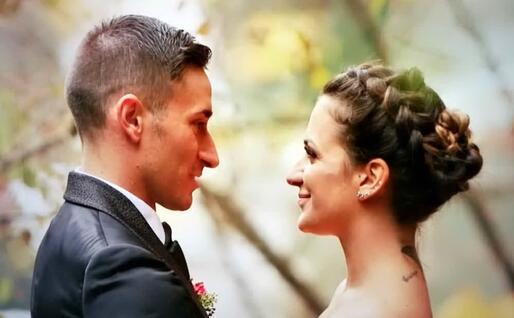 Stefano Protaggi e Francesca Musci (da Youtube)
