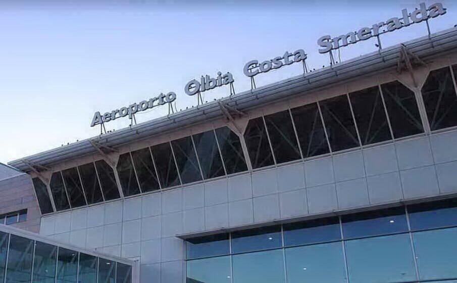 l aeroporto di olbia (archivio l unione sarda)
