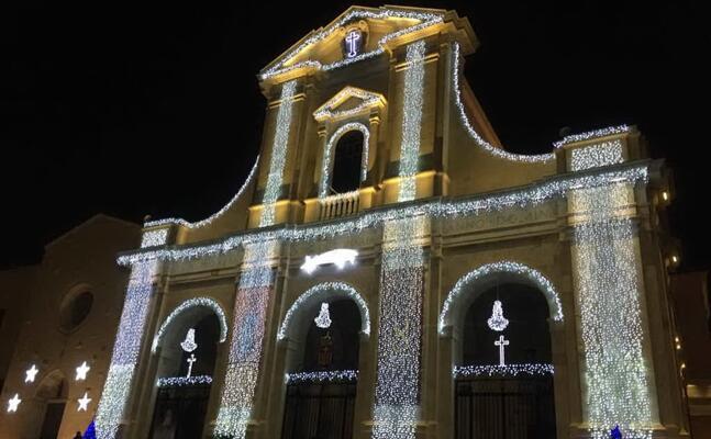 la basilica di bonaria (foto paolo matta)