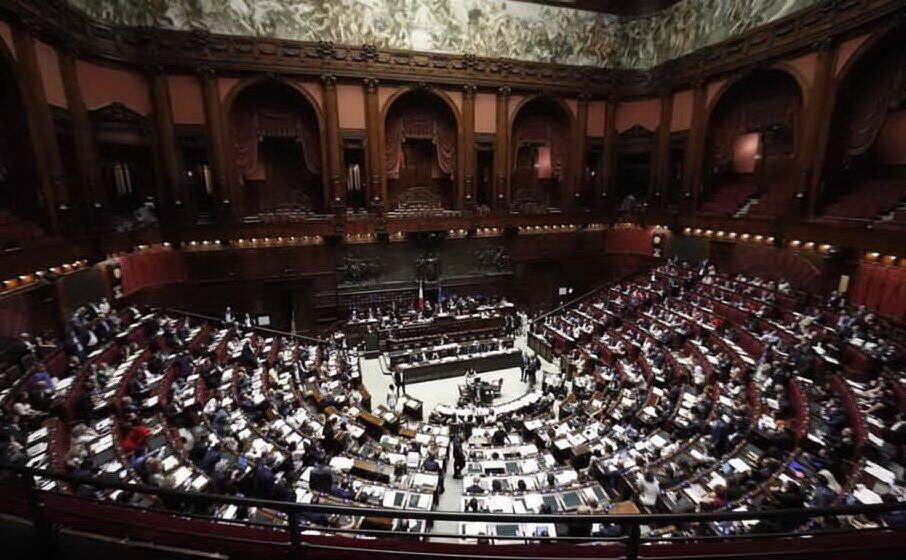 la camera dei deputati (archivio l unione sarda)