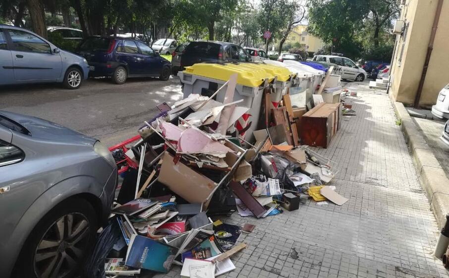 la discarica (foto ufficio stampa)