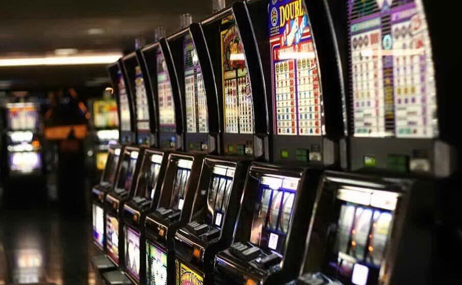 slot machine (archivio l unione sarda)