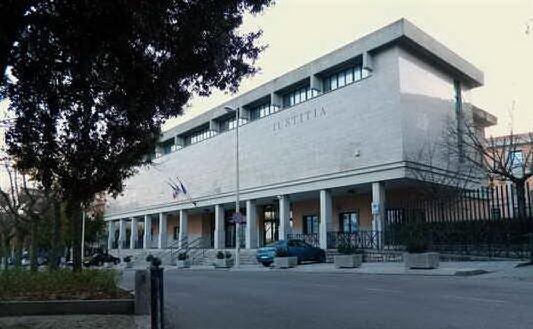 tribunale di tempio (foto pier giacomo pala us)