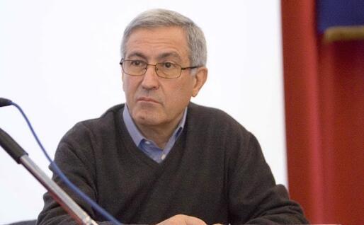 Don Ettore Cannavera (Archivio L'Unione Sarda)
