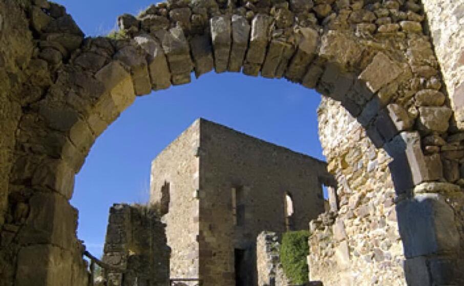 il castello aymerich di laconi