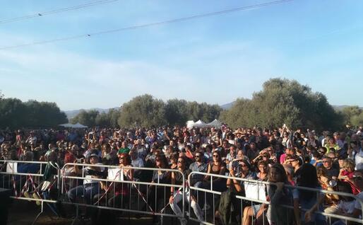 Il pubblico (foto L'Unione Sarda - Farris)