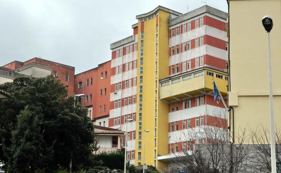 l ospedale di tempio pausania (archivio l unione sarda pala)