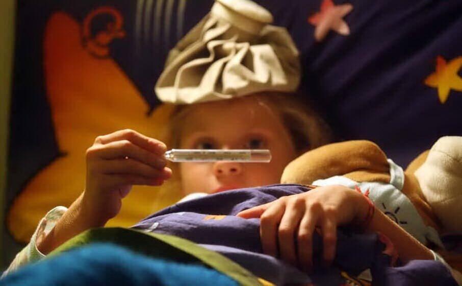 Influenza, in quattro settimane a letto 341 mila italiani