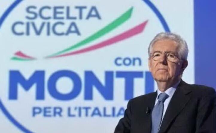 il senatore si presenta alle elezioni politiche del 2013 con una nuova formazione politica scelta civica (archivio l unione sarda)