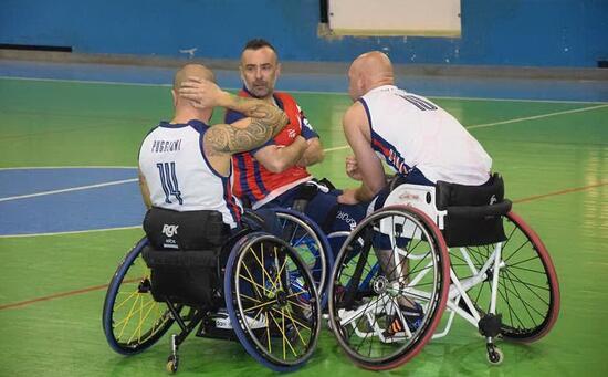 Basket in carrozzina: Porto Torres ferma Cantù, Sassari ancora ko - L'Unione Sarda.it