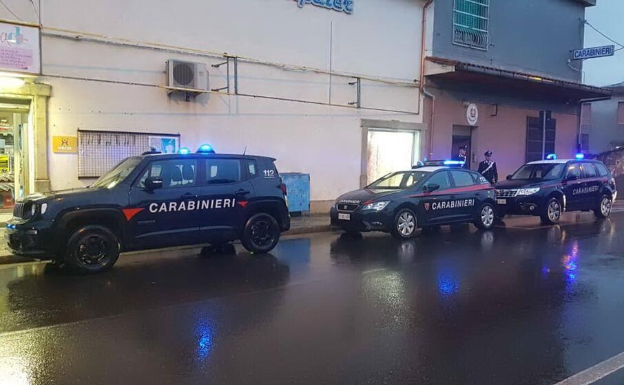 (foto carabinieri di sanluri)