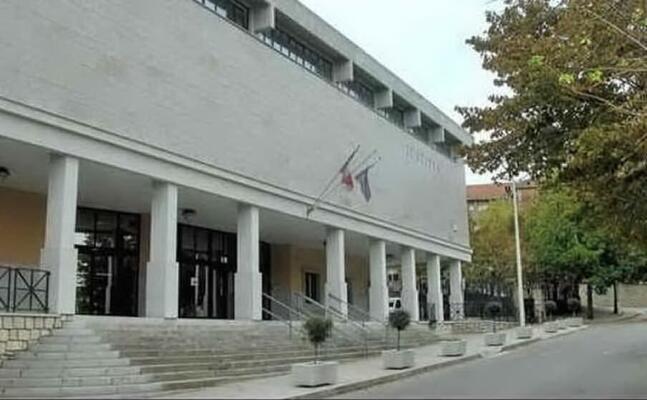 il tribunale di tempio (archivio l unione sarda)
