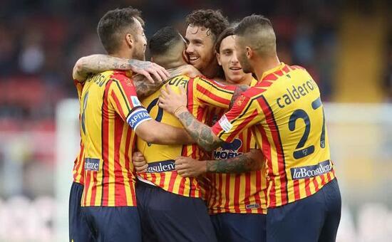 Lecce-Cagliari , tra i salentini tanti hanno giocato in Sardegna - L'Unione Sarda.it
