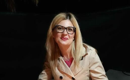 Carla Ruvioli (foto L'Unione Sarda - Farris)
