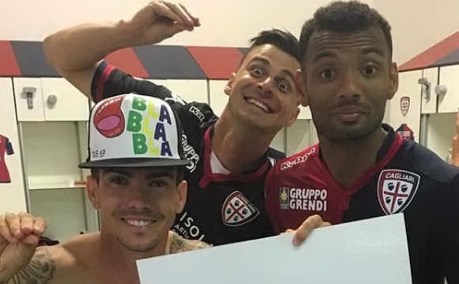 il trio sudamericano si diverte sui social