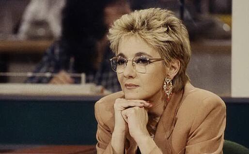 La Raffai durante una puntata di Chi l'ha visto? (Screenshot trasmissione)