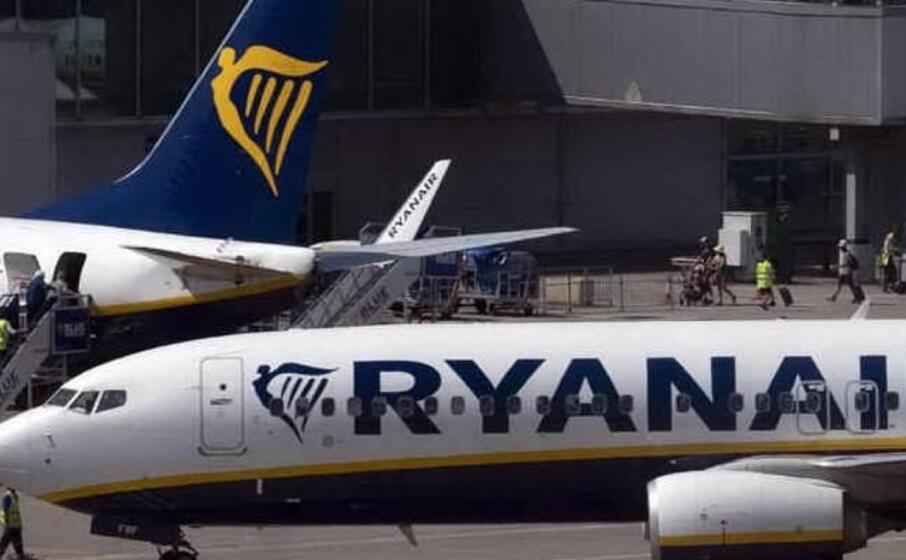 Ryanair condannata: