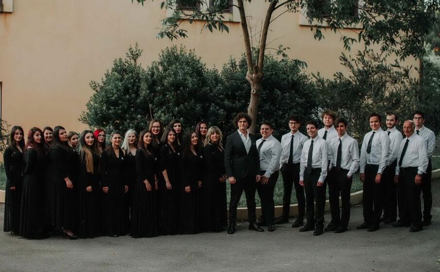 il coro nova euphonia (foto ufficio stampa)
