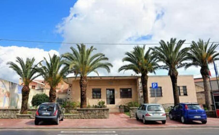 il municipio di ussaramanna (l unione sarda foto pintori)
