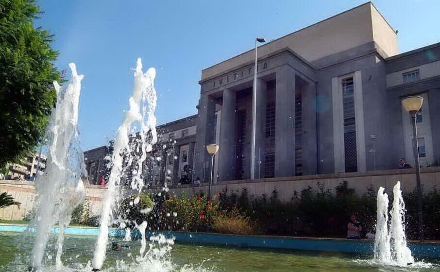 il tribunale di cagliari (archivio l unione sarda)