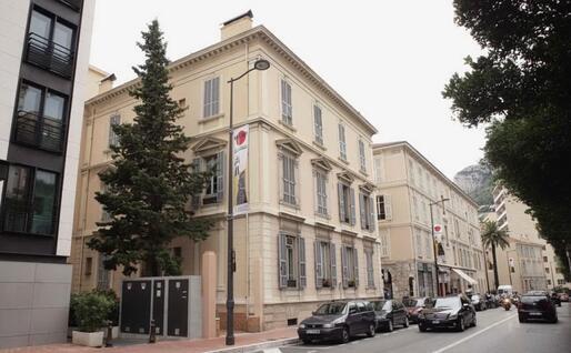 L'edificio di Montecarlo, con la casa al centro delle inchieste (Ansa)