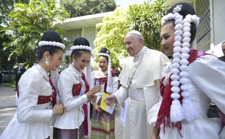 la visita in thailandia si concluder il 23 novembre