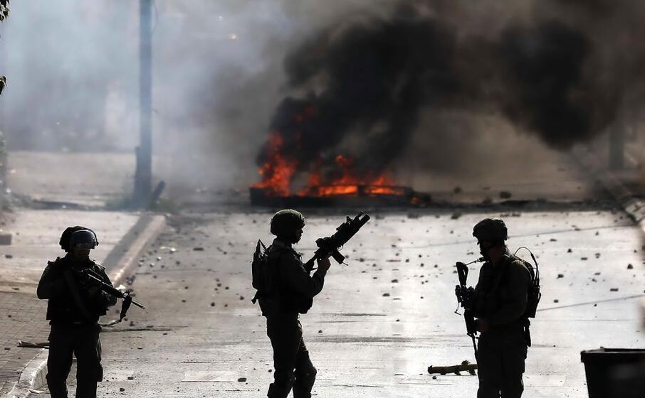 militari israeliani (ansa)