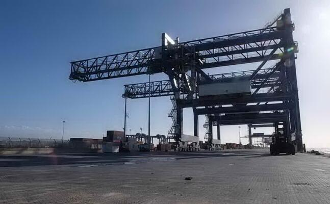 porto canale (archivio l unione sarda foto artizzu)