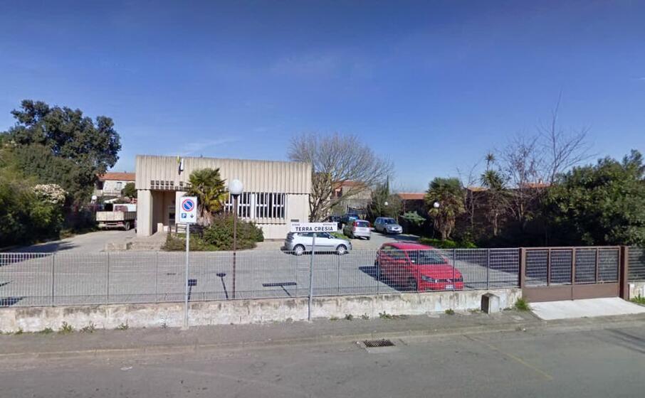 l ufficio postale di mogoro (foto antonio pintori)