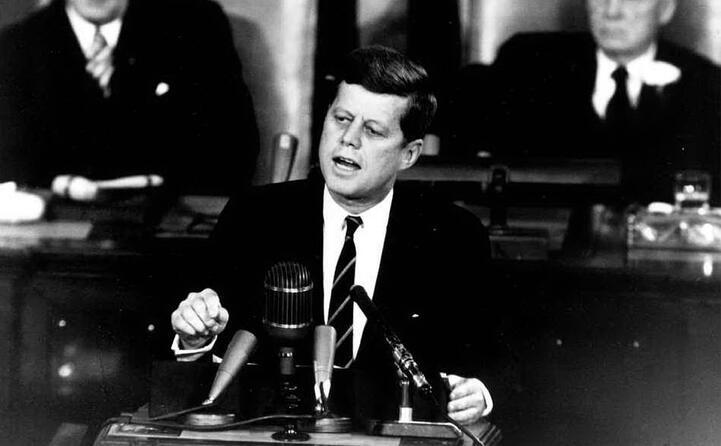accaddeoggi 22 novembre 1963 viene assassinato john fitzgerald kennedy