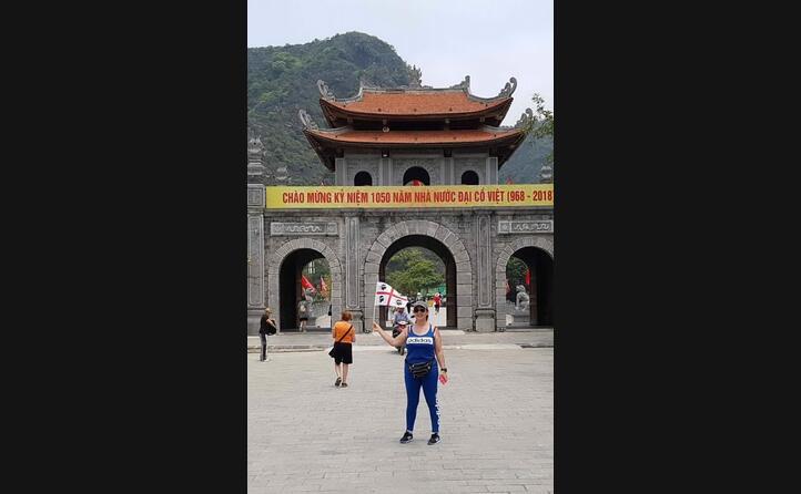 elisabetta curreli di iglesias dal vietnam