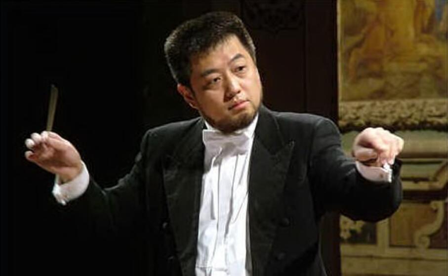 il direttore d orchestra l jia