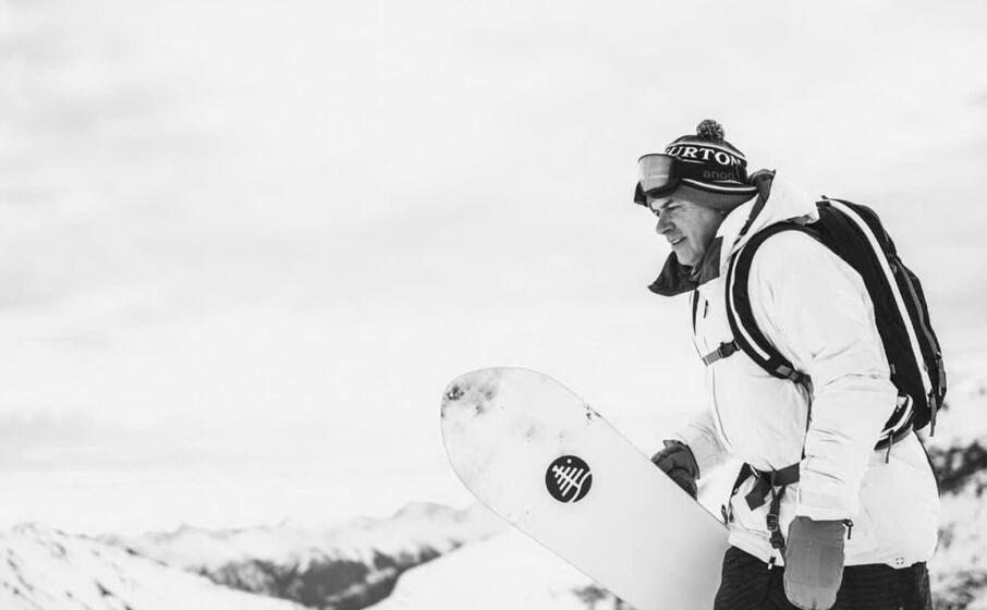 jack burton (foto facebook burton snowboards)