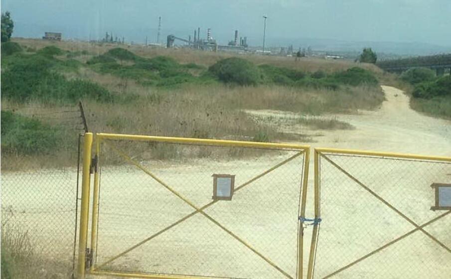 l area di minciaredda porto torres (foto m pala)