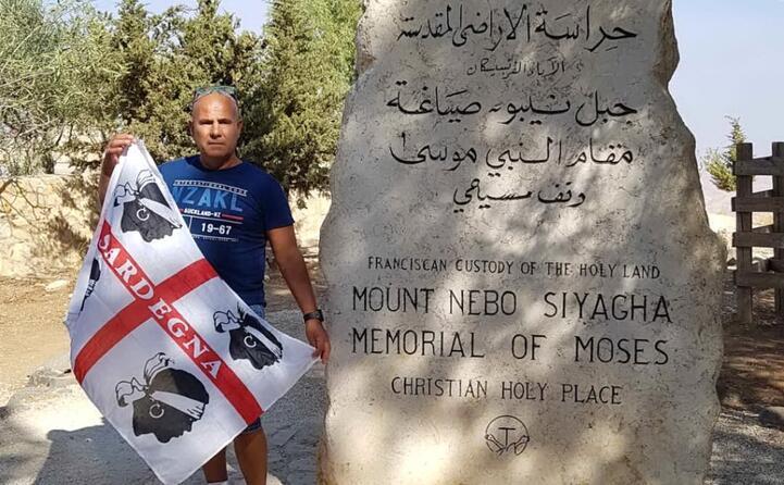 ancora fausto zucca dal monte nebo (giordania)