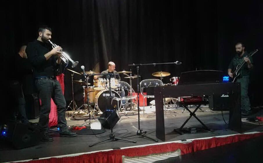 un concerto al centro servizi culturali di macomer (foto alessandra nachira)