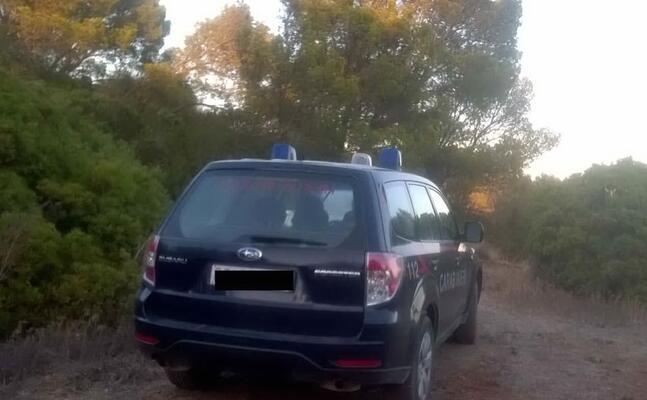 un auto dei carabinieri (archivio l unione sarda)