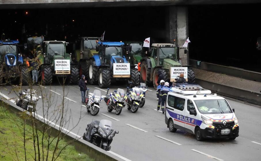 l appello stato indetto dai sindacati fnsea e jeunes agriculteurs