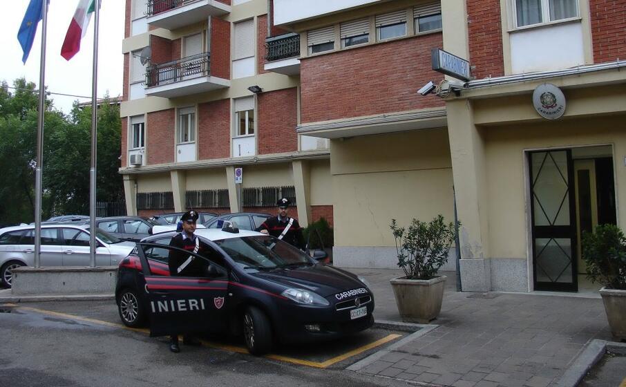 carabinieri a nuoro (archivio l unione sarda)