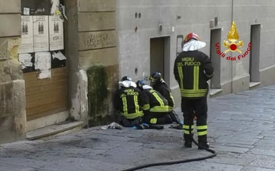 Fuga di gas in centro a Cagliari, intervengono i Vigili ...