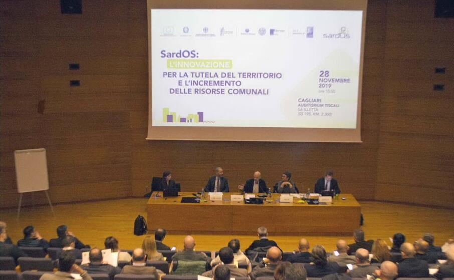 la presentazione del progetto (foto ufficio stampa)