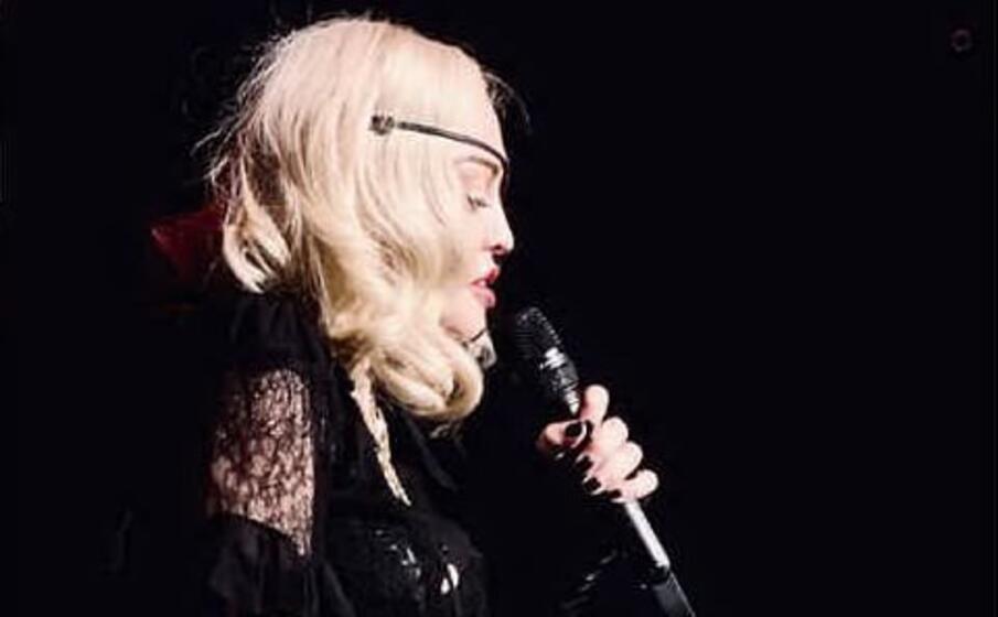 Madonna e i problemi di salute: