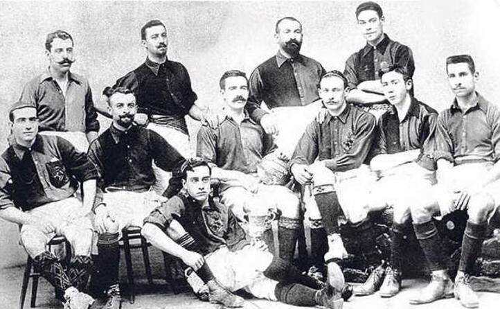 accaddeoggi il 29 novembre 1899 viene fondato il barcellona
