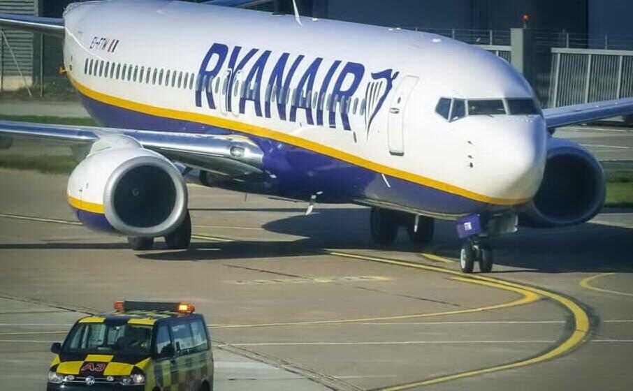 Ryanair, nuova rotta Milano-Alghero: quattro voli a settimana
