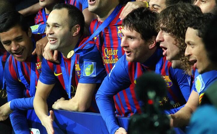il club spagnolo ha nel suo palmares 26 campionati