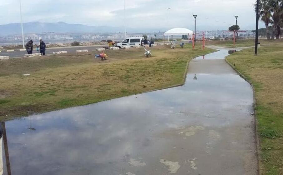 il parco giochi del poetto (foto giorgia daga)