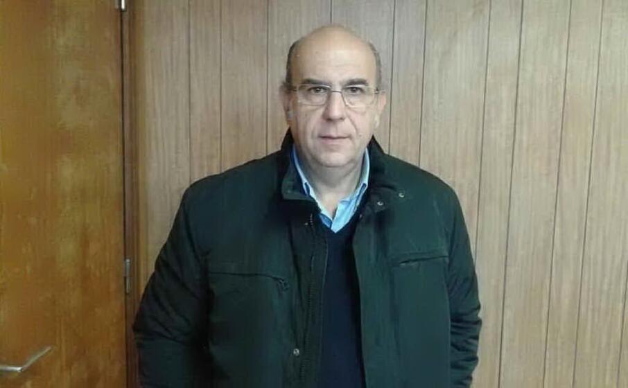 il presidente della figc gianni cadoni (archivio l unione sarda)