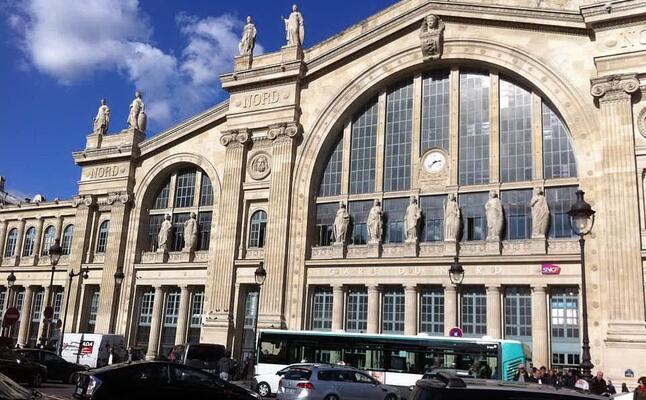 la stazione (foto pixabay)