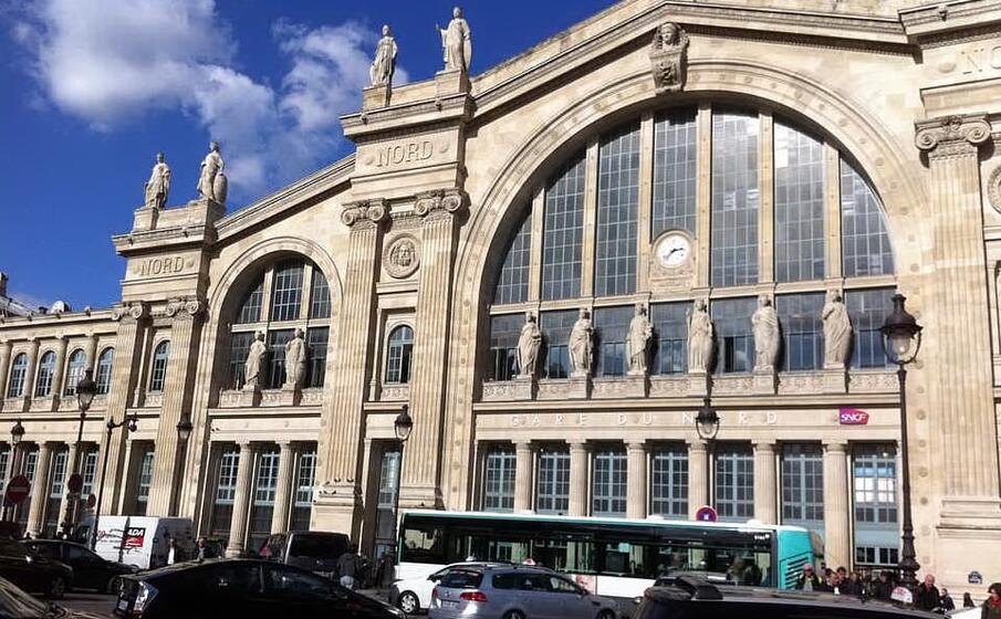 Parigi, evacuata Gare du Nord per pacco sospetto